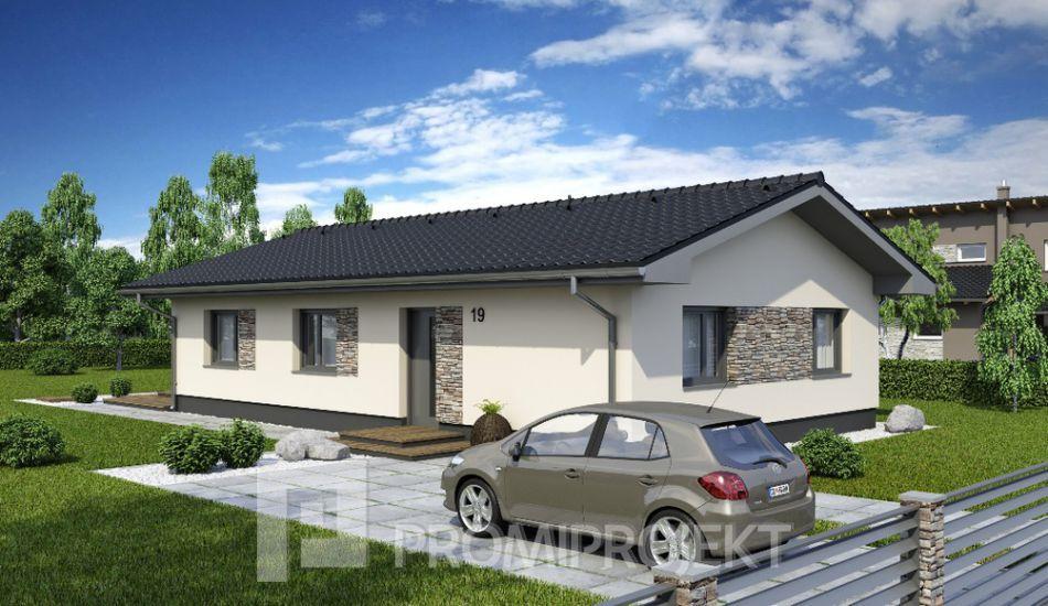Projekt domu Laguna 19