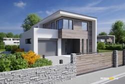 Projekty domů s garáží
