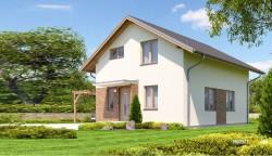 Projekty tradičních domů