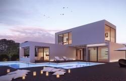 Projekty moderních domů