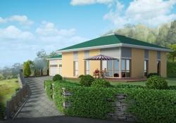 Projekty domů do 120m2