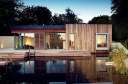 projekty dřevostaveb