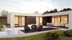 projekty zděných domů