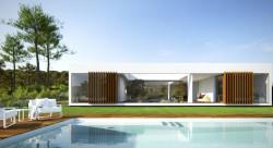 Projekty přízemních domů