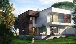 Projekty dvoupatrového domu
